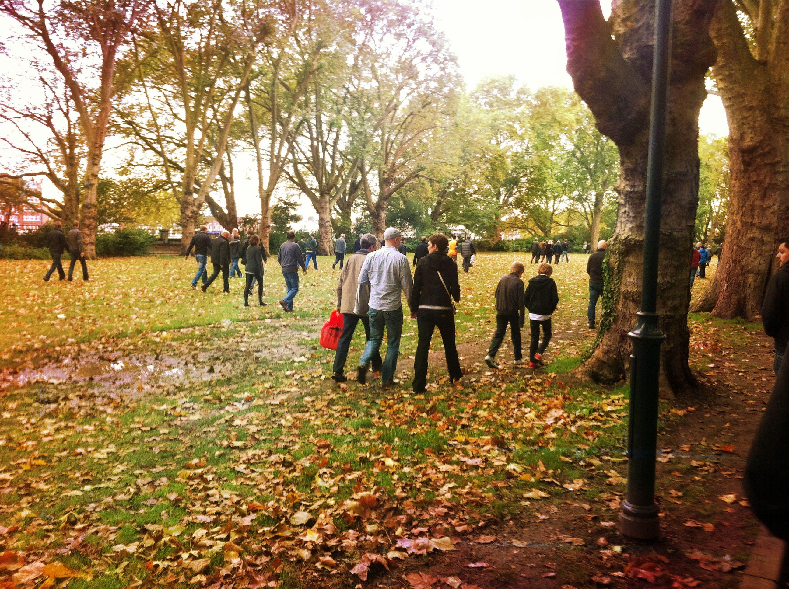fussball in london