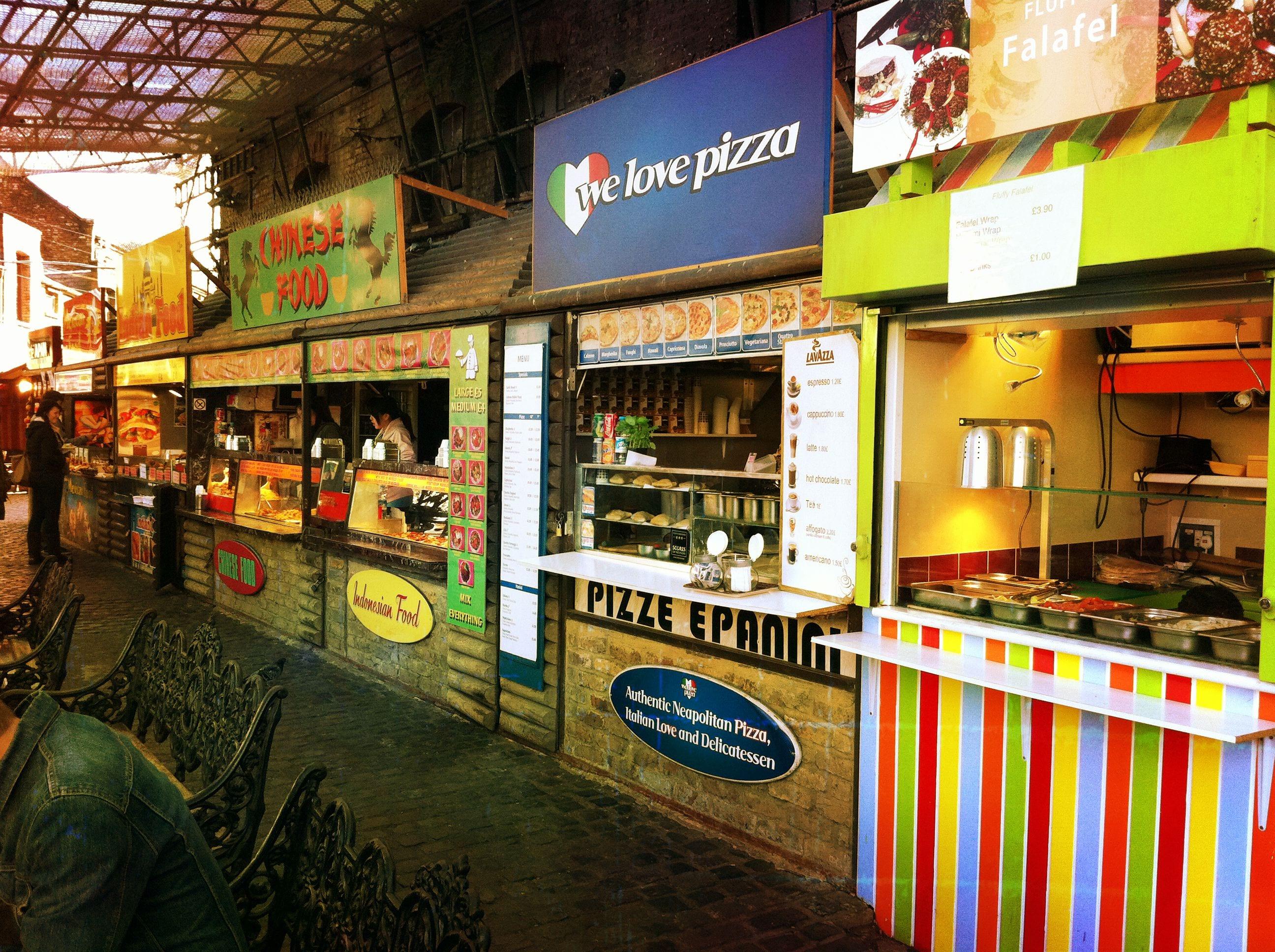 Camden Town Essen