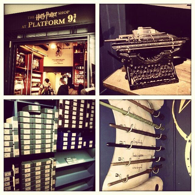 Harry Potter Shop London