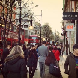 Shopping Tipps London