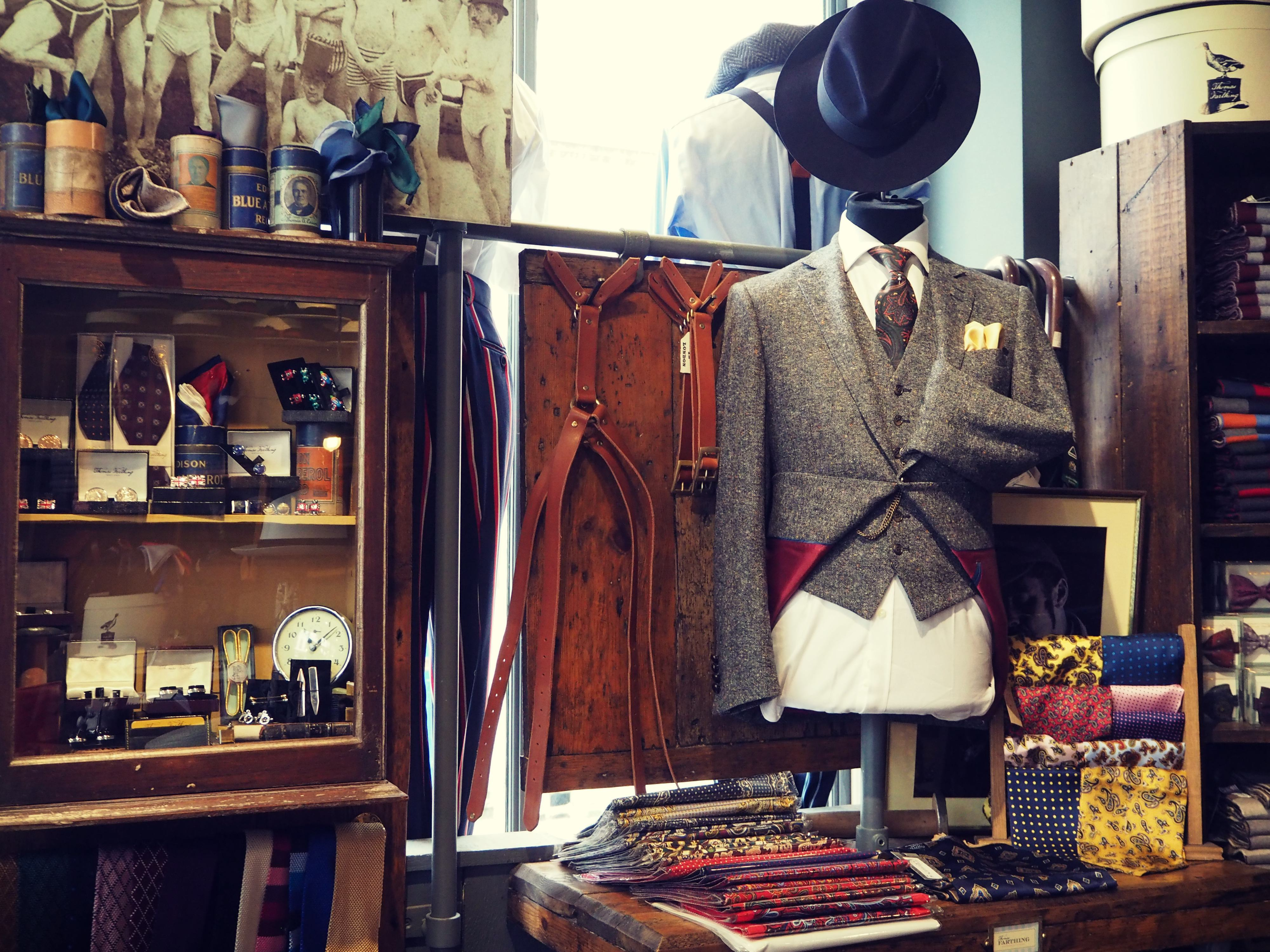 Hier gibt es richtig tolle Outfits für den modernen Mann von heute.