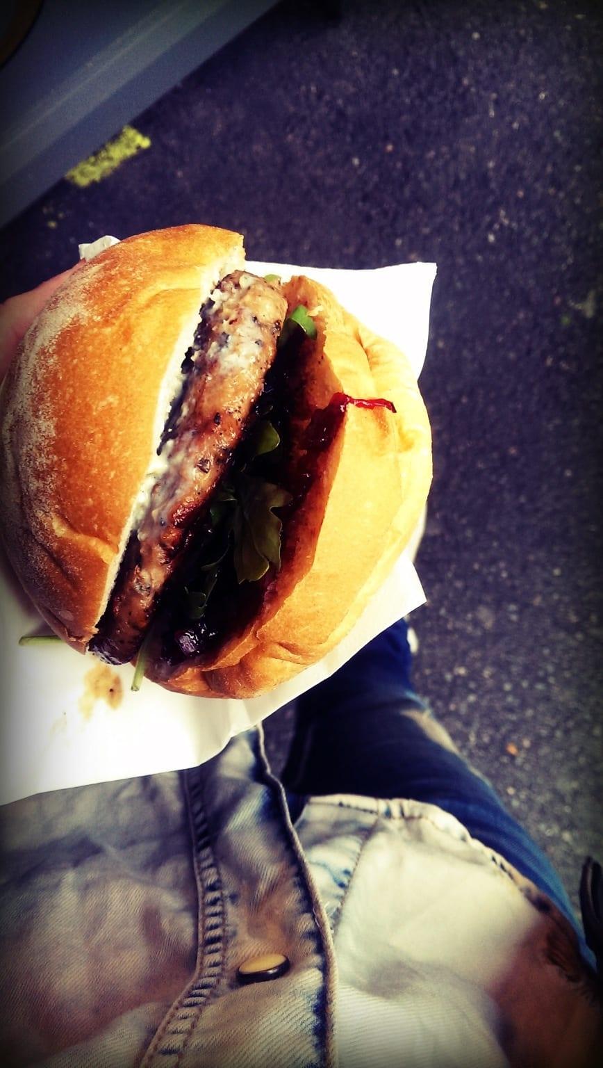 Borough Market Burger