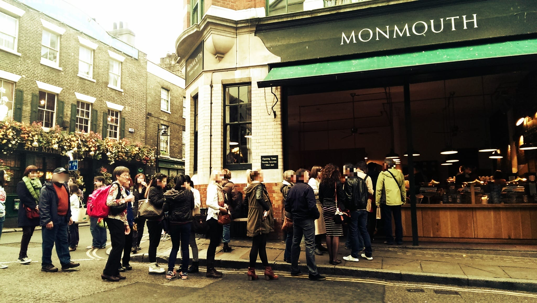 Borough Market Monmouth