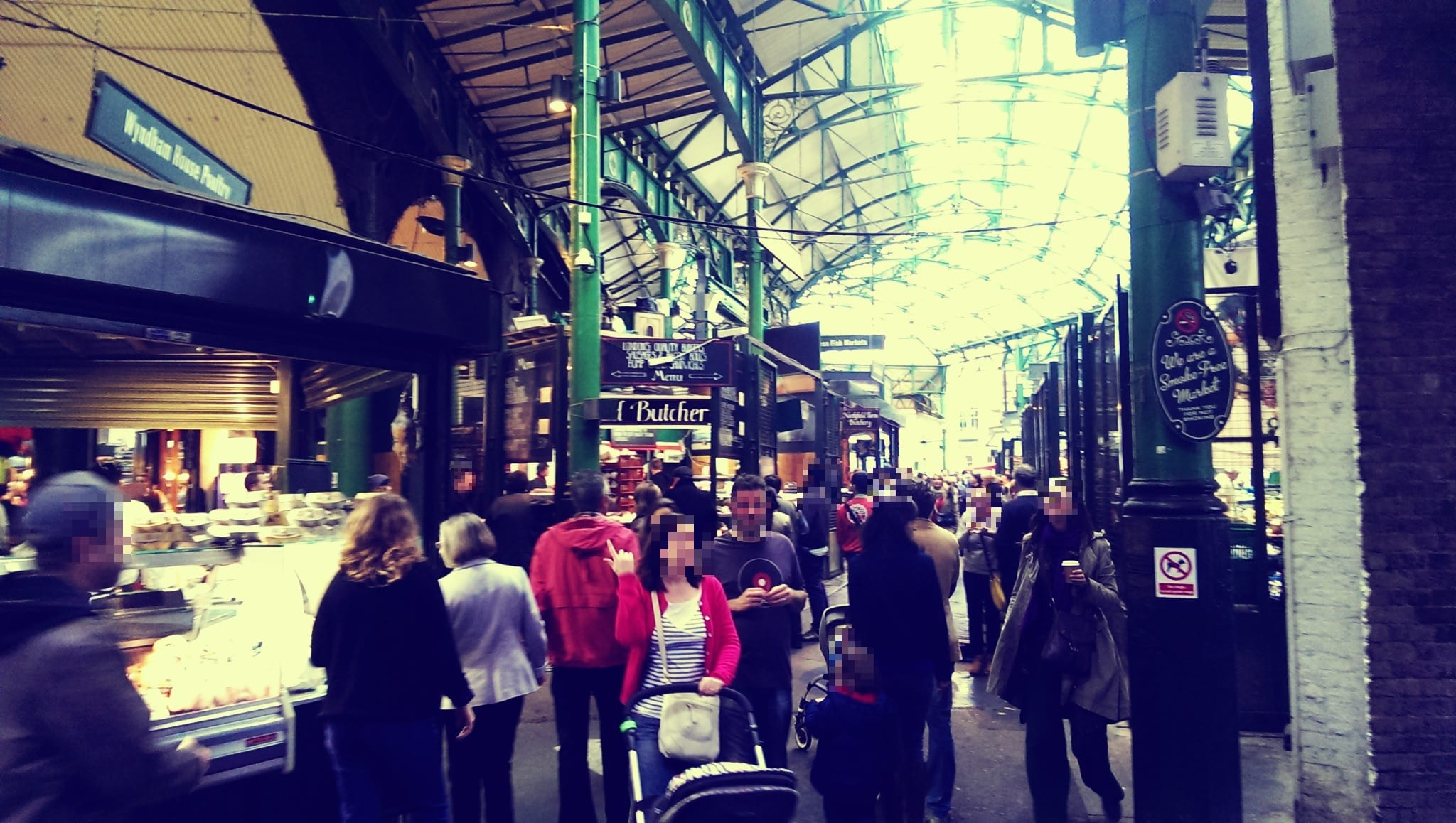 Borough Market Foodhall