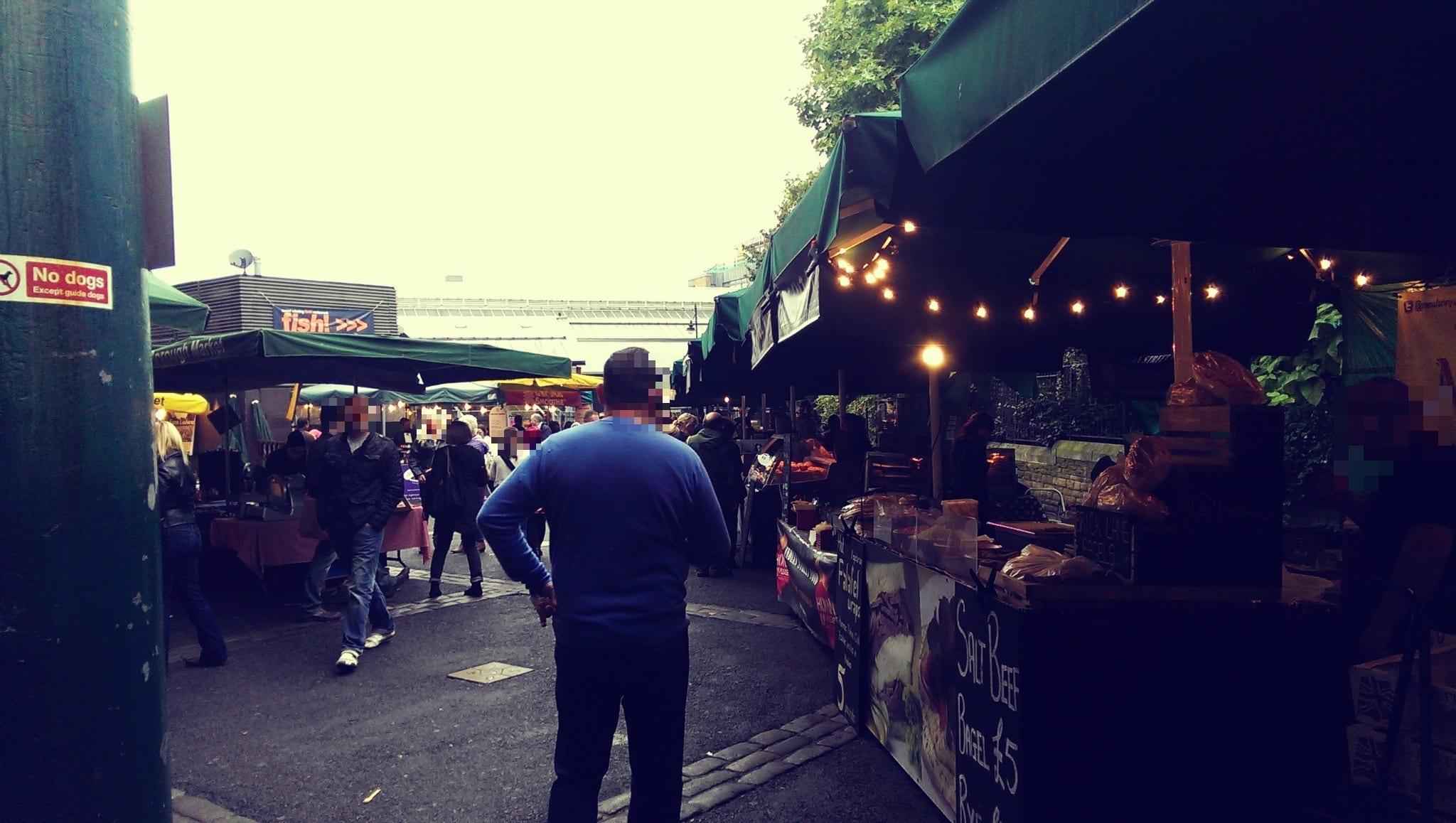 Borough Market Southwark
