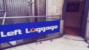 Gepäckaufbewahrung in London