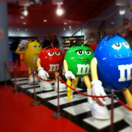 M&M World Beatles