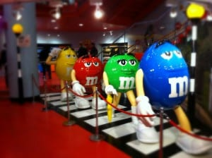 M&M World Beatles