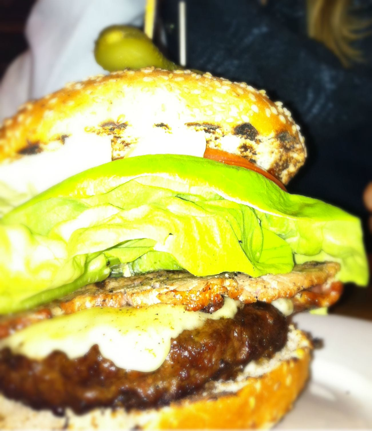 Leckere Burger In London