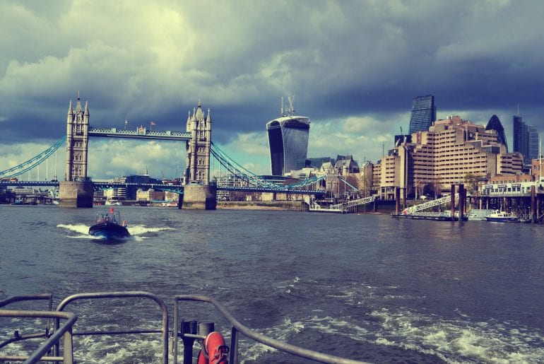 Themse Bootsfahrt – London Riverboat Services