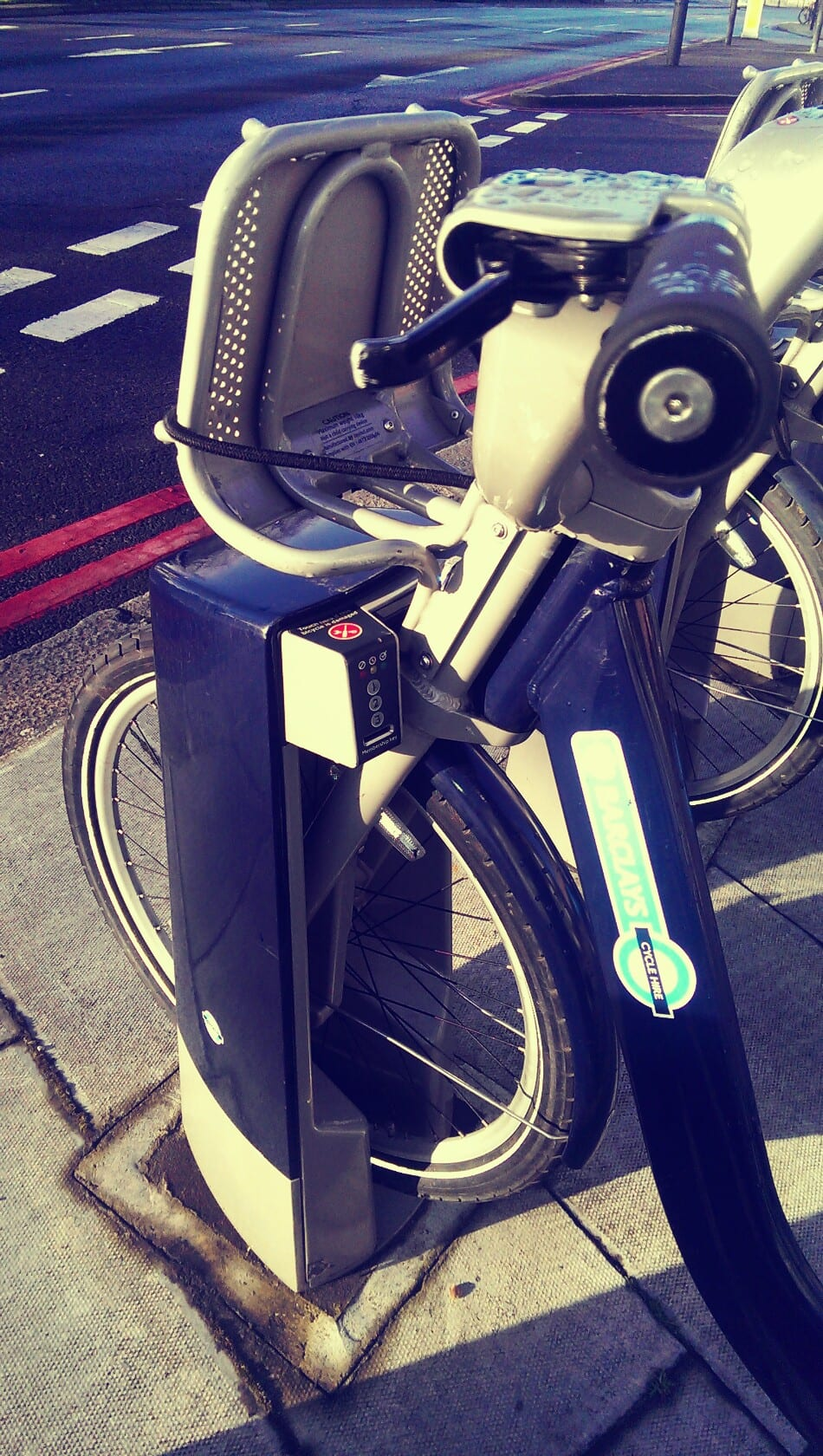 Barclays Bike Hire
