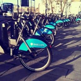 Fahrrad mieten London