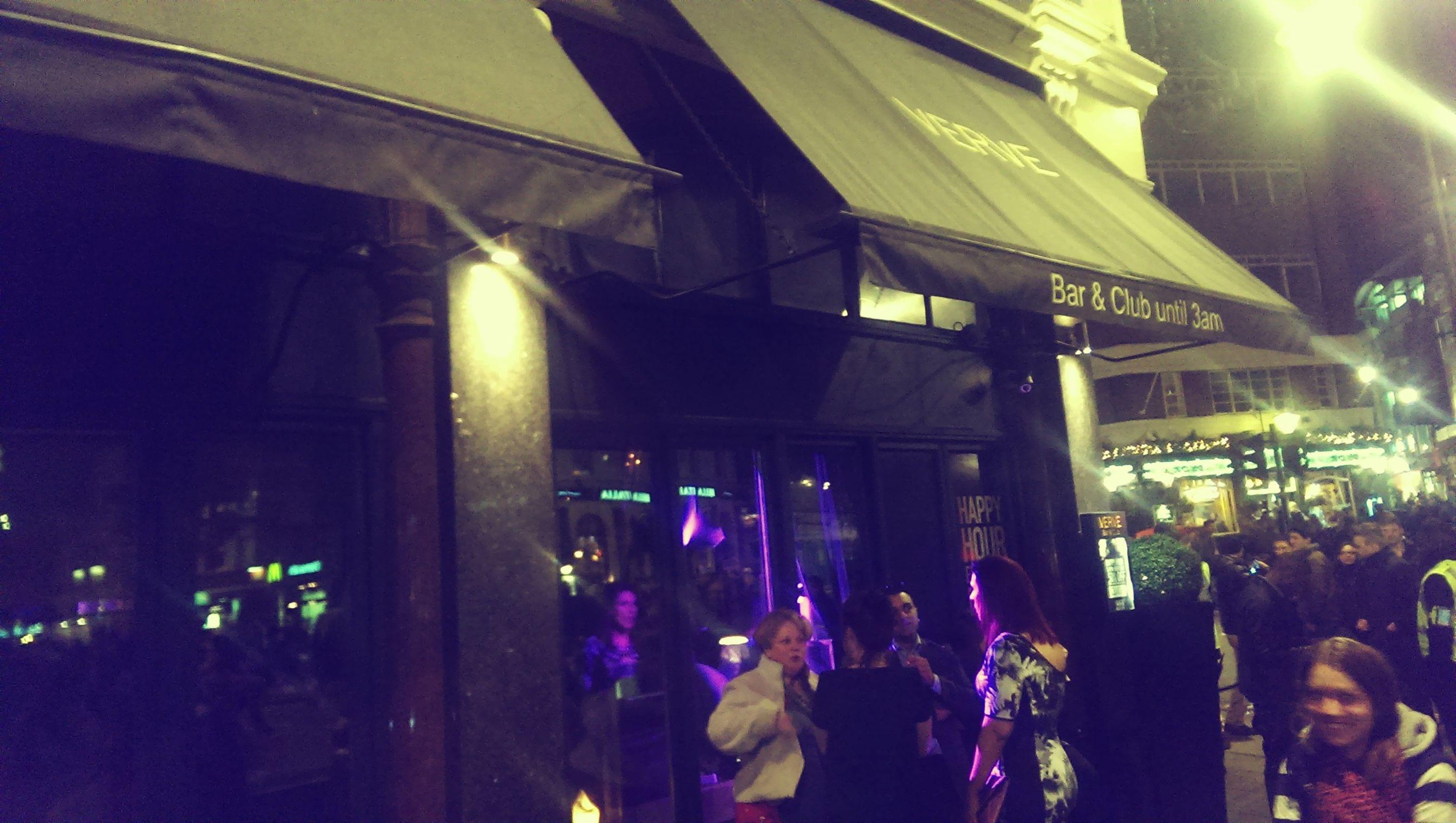 Verve London Club