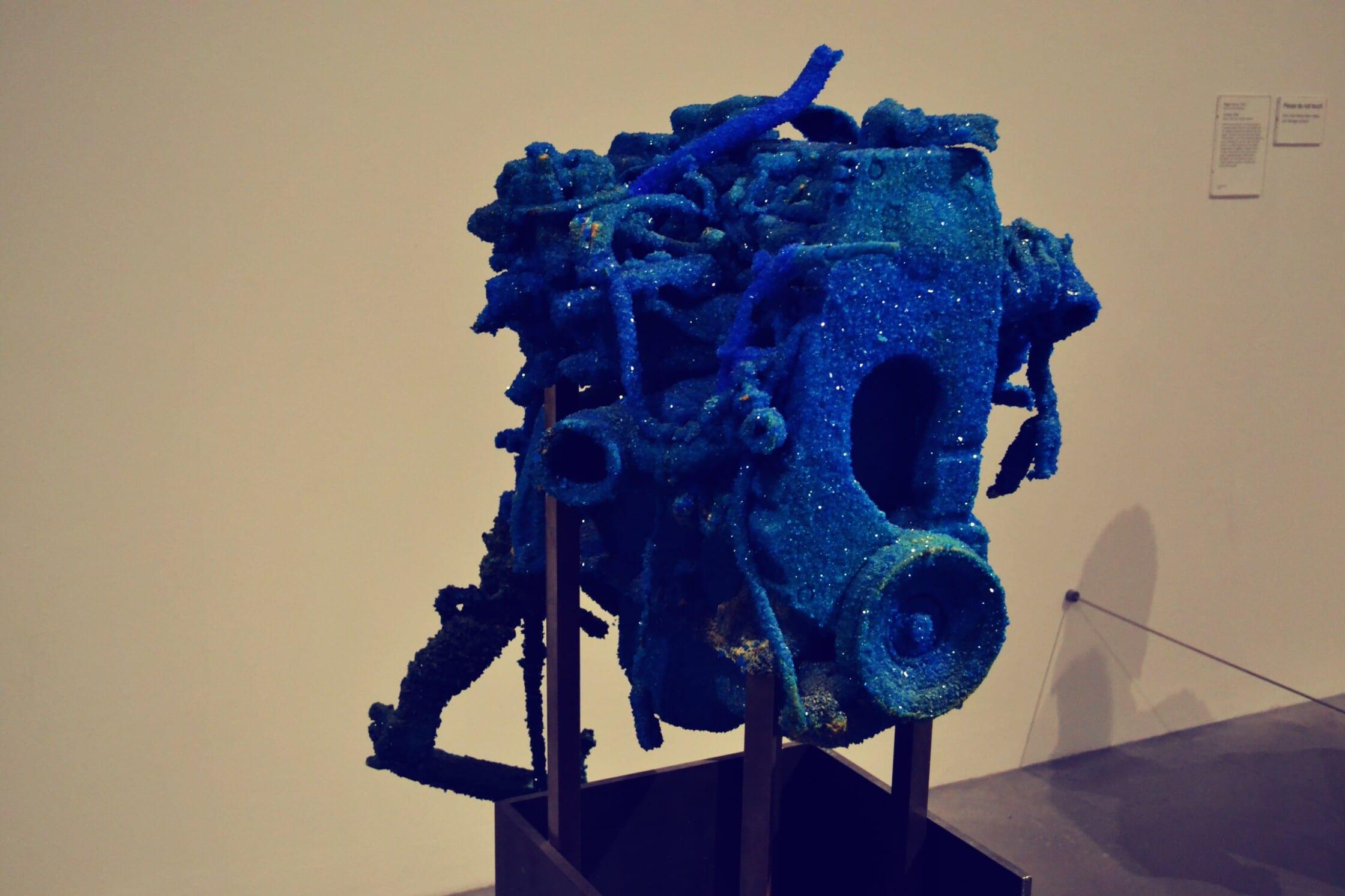 Optisch ansprechende Kunstobjekte