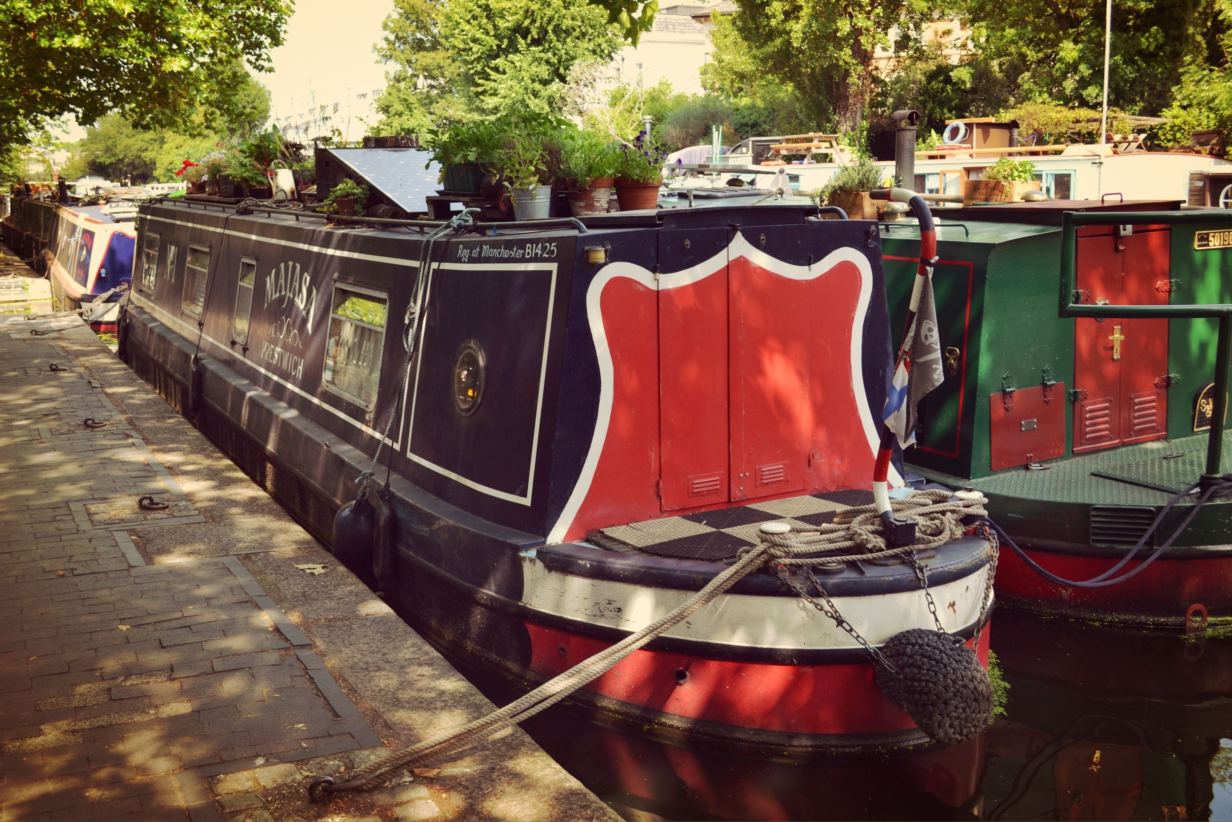 Little Venice London Boote