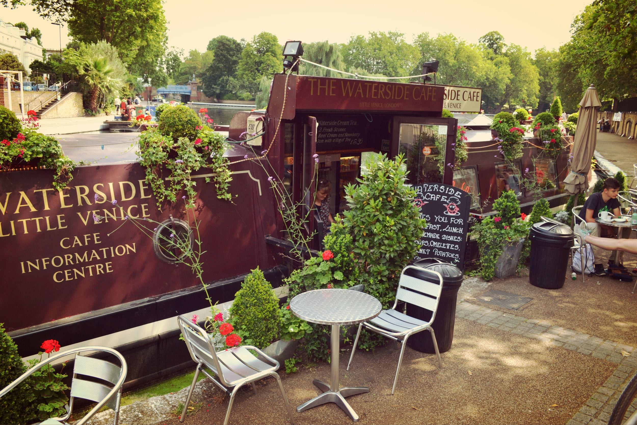 Little Venice London Restaurant