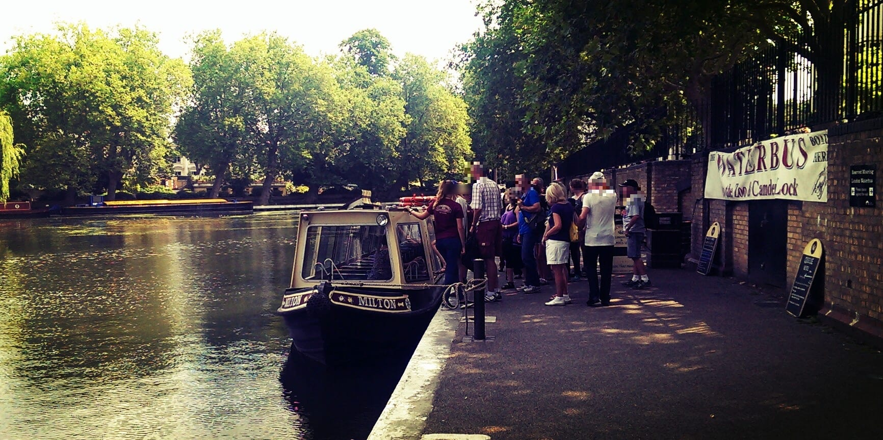 Little Venice Wasserbus