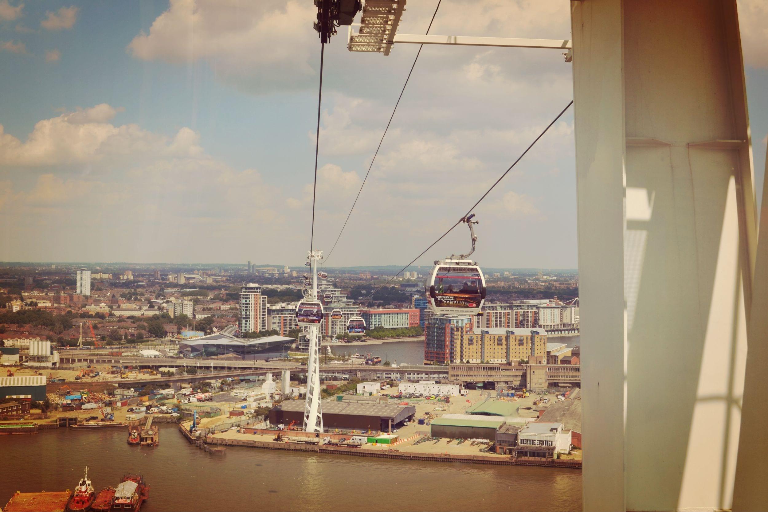 Aussichtspunkt Emirates London