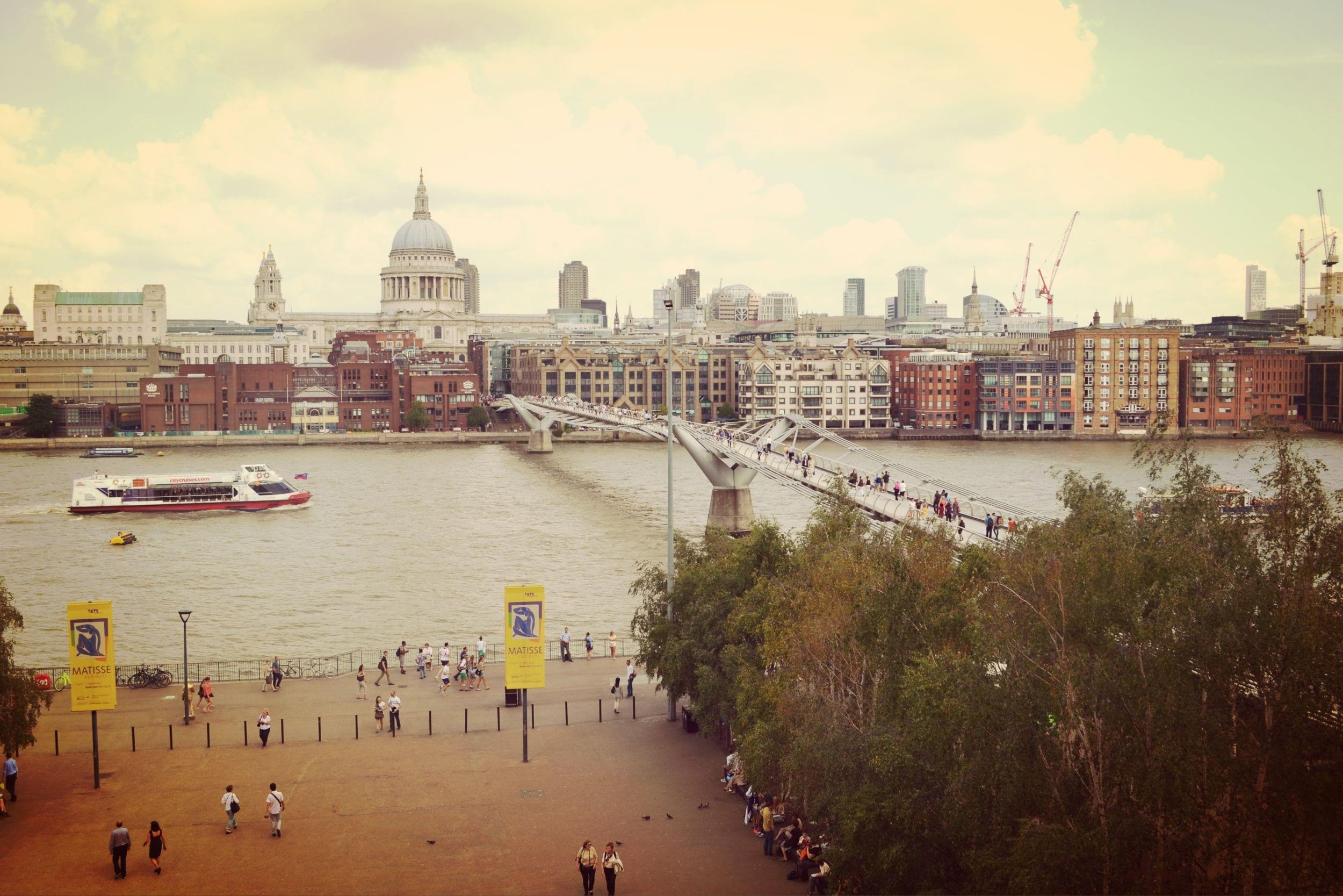 Tate Modern Aussichtspunkt London