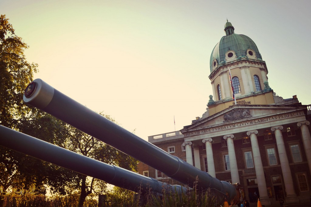 imperial-war-museum-eingang
