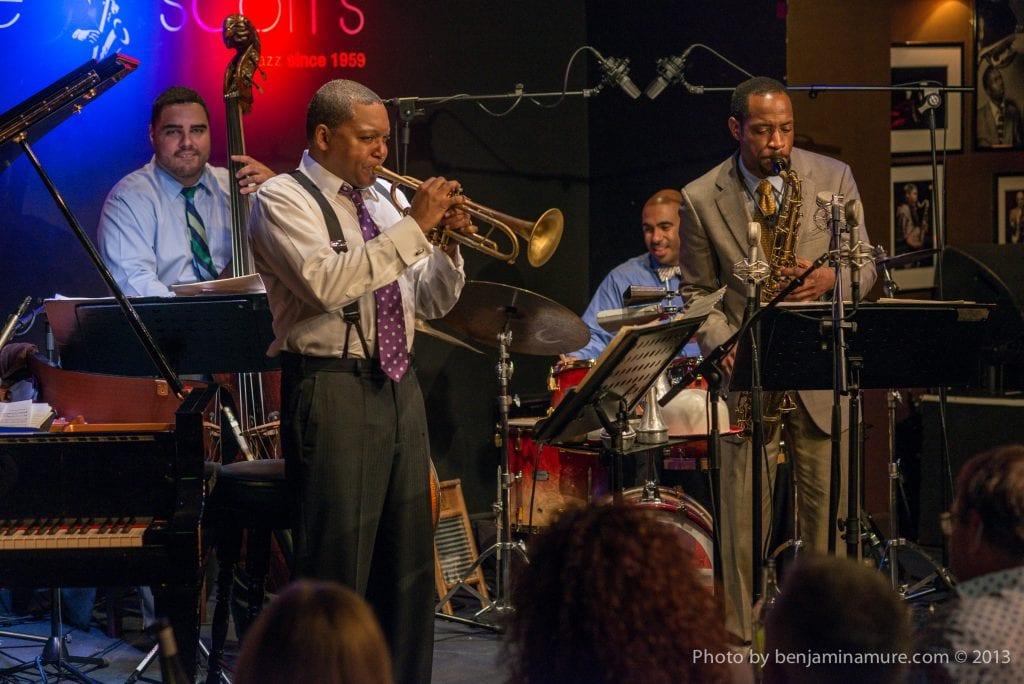 Jazz Club London Ronnie Scotts