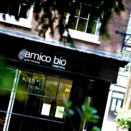 Amico Bio restaurant