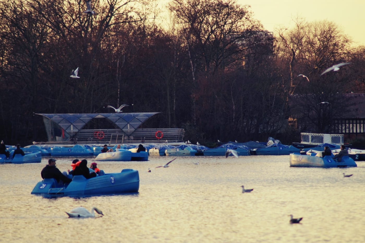 hyde-park-tretboot-fahren