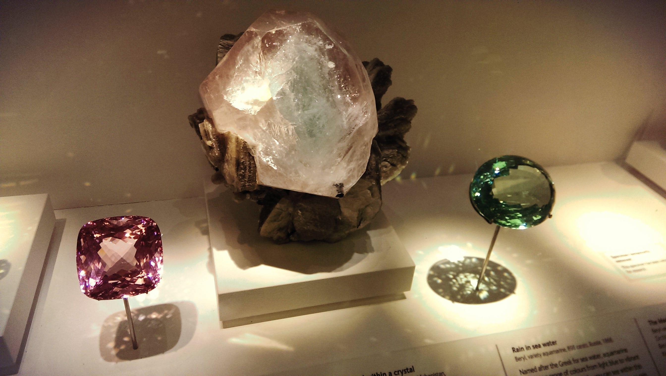 Bling, Bling: Welche Frau hätte diese Edelsteine nicht gerne im Schmuckkasten?
