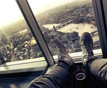 The View from the Shard – London's höchste Aussichtsplattform