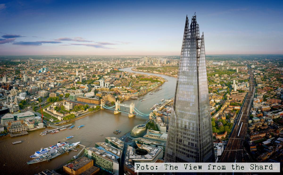 the view from the shard london 39 s h chste aussichtsplattform londonblo. Black Bedroom Furniture Sets. Home Design Ideas