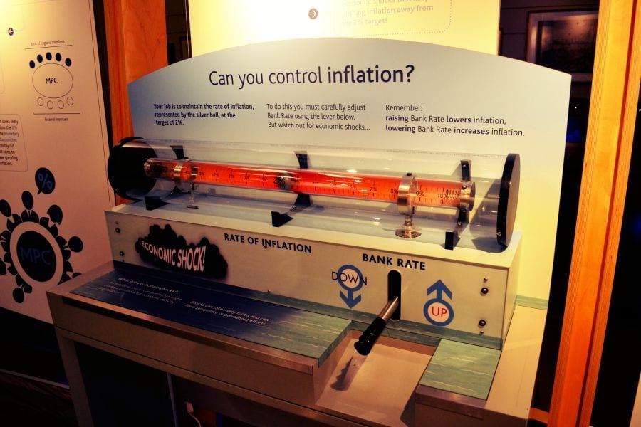 Kannst Di die Inflation kontrollieren?