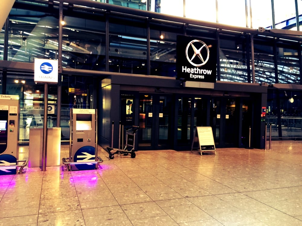 Der Heathrow Express
