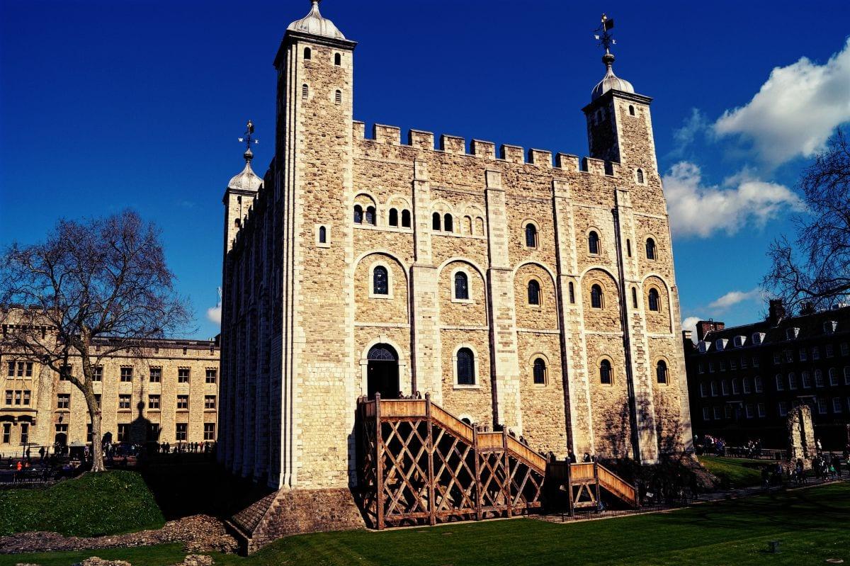 """Der """"eigentliche"""" Tower of London"""