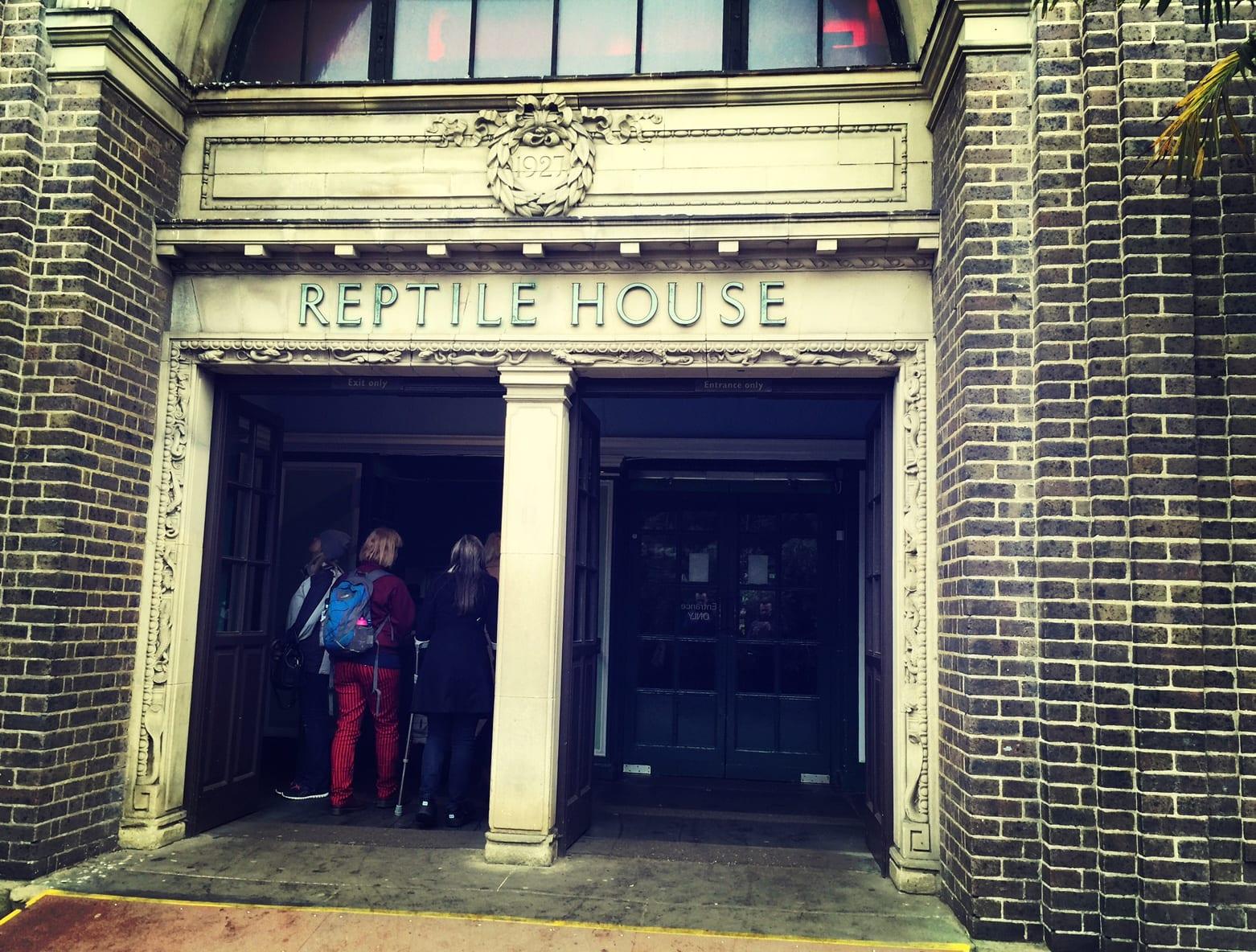 Das berühmte Repitlienhaus aus Harry Potter