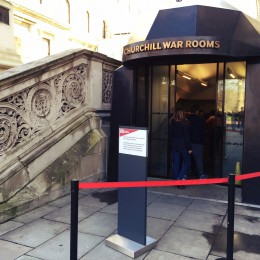 churchill-war-rooms-eingang