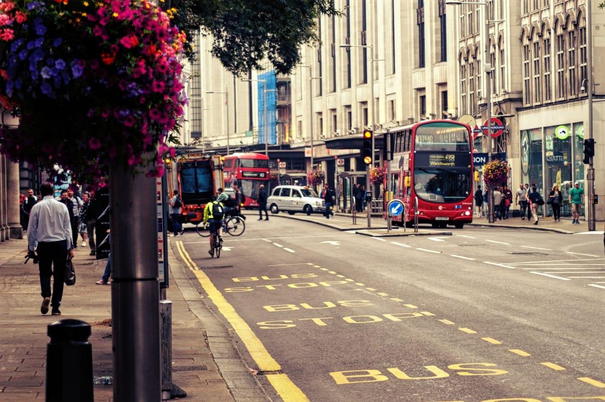 Zur Station Hight Street Kensington kommt man in gut 10 bis 12 Minuten zu Fuss