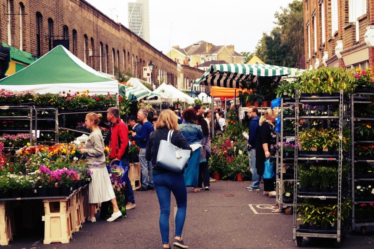 columbia-road-flower-market-staende