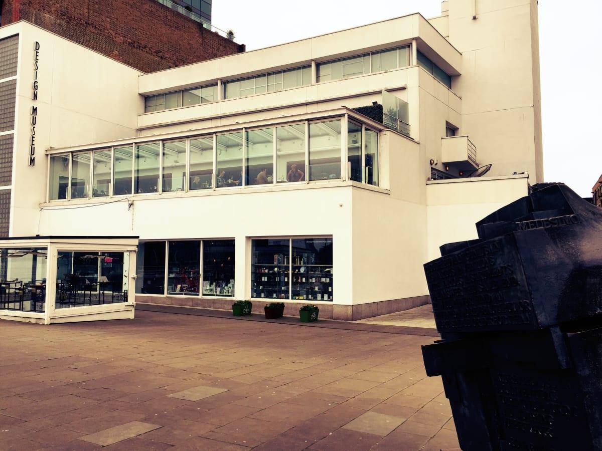Das ehemalige Gebäude des Design Museums direkt an der Themse
