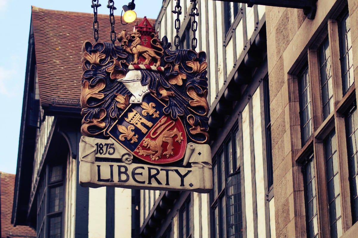 Das Wappen vom Liberty