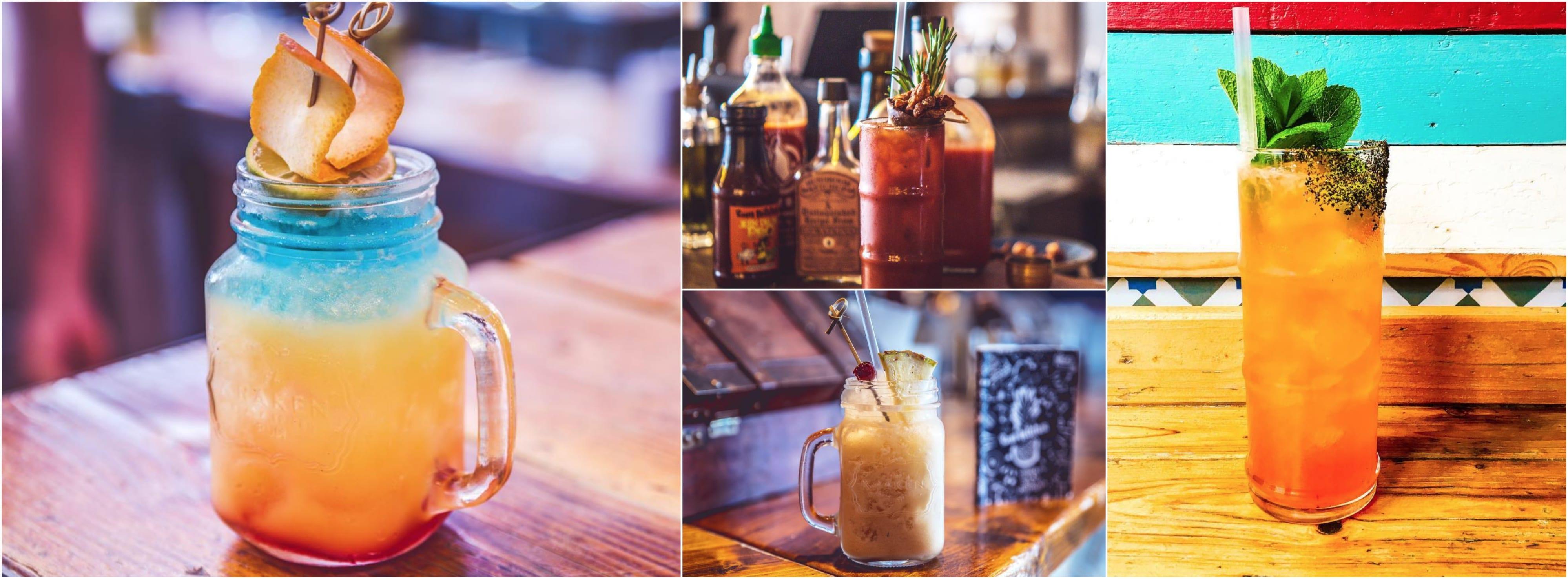 Cocktail Fotos vom The Rum Kitchen Instagram Account