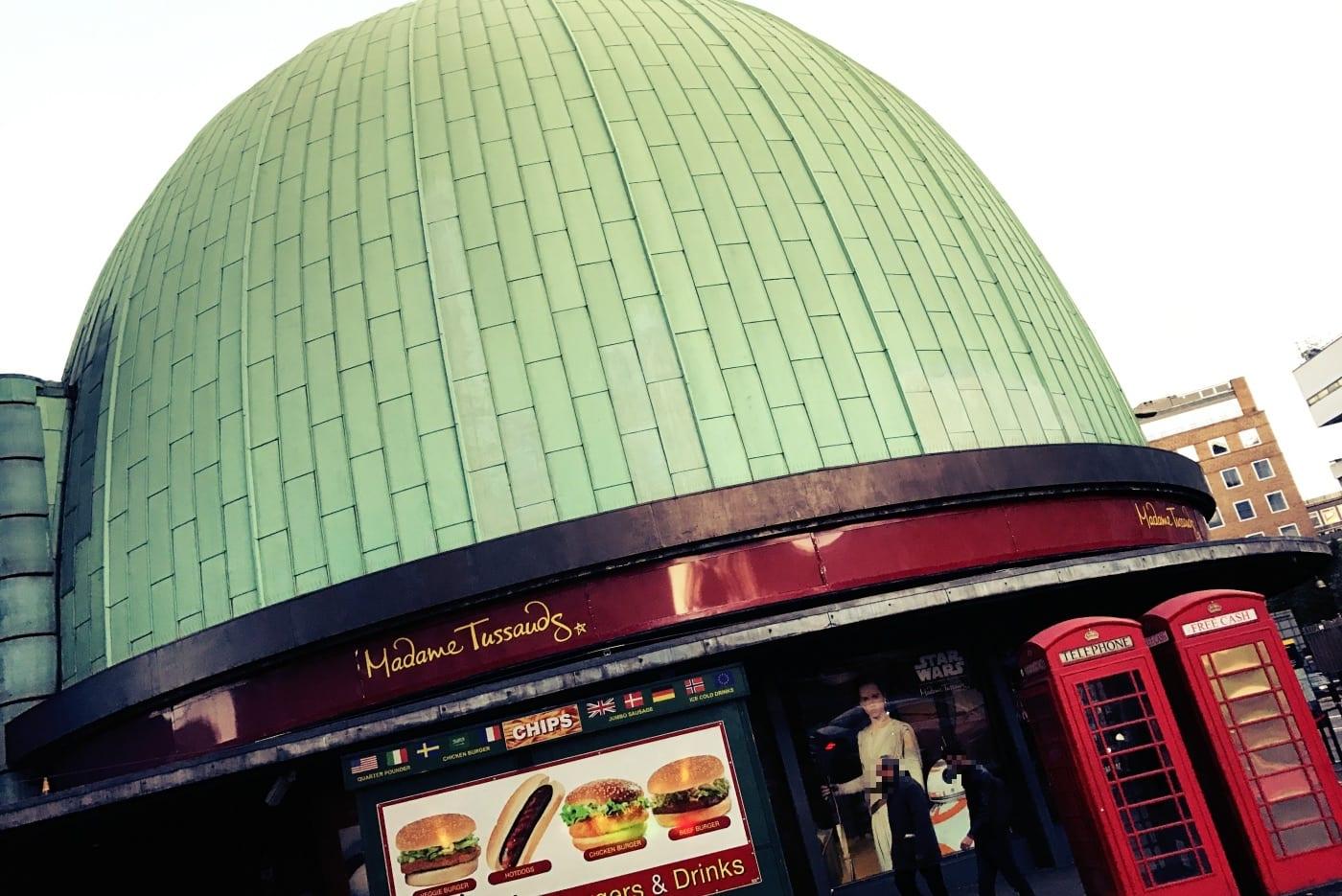 madame-tussauds-london-kuppel