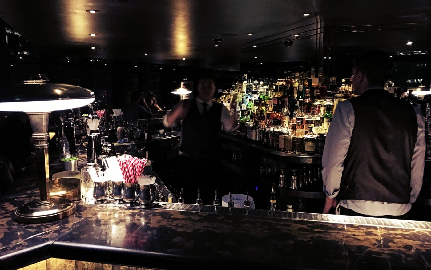 city-social-bar-london-barkeeper