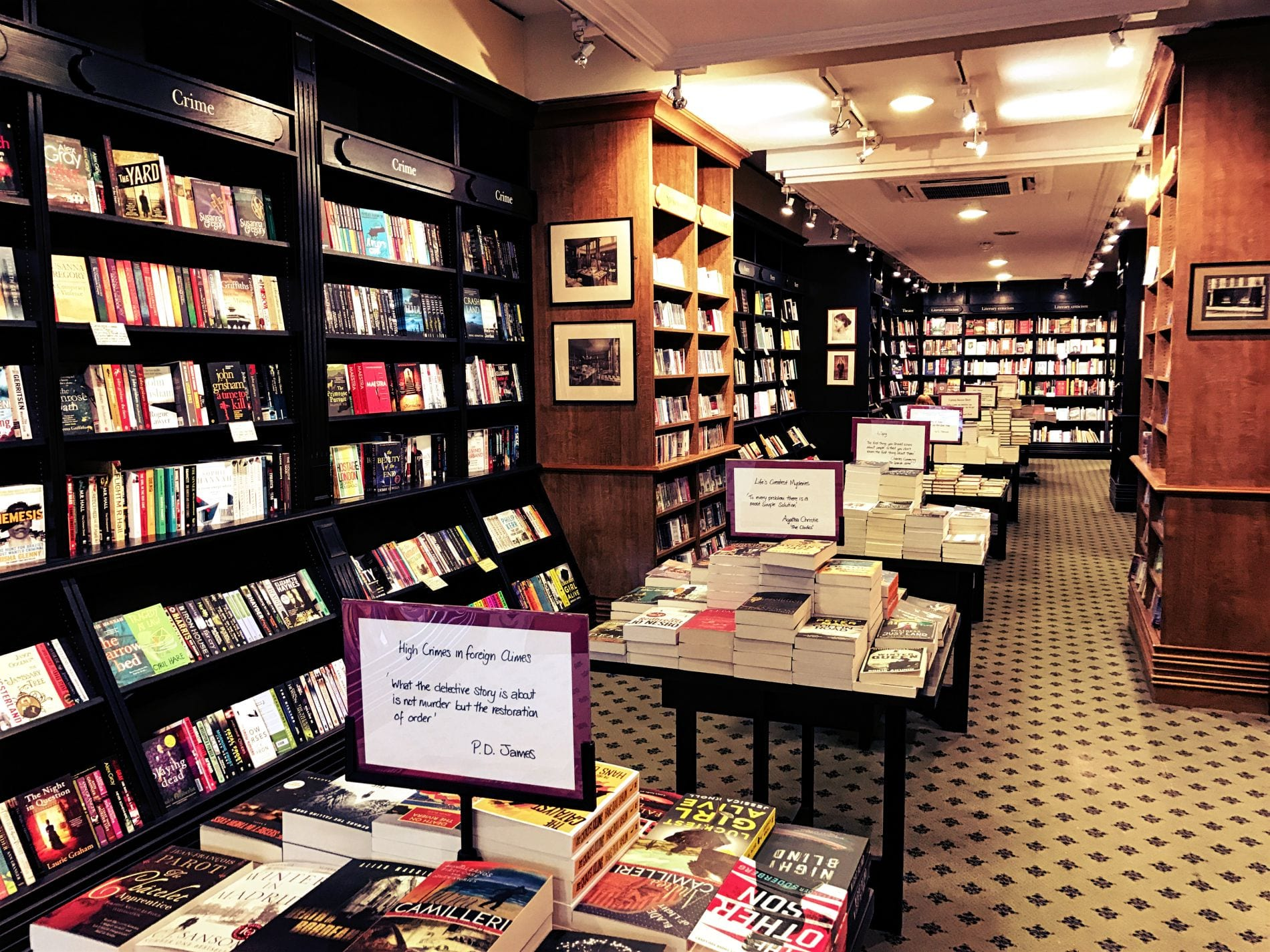 hatchards-london-buchhandel