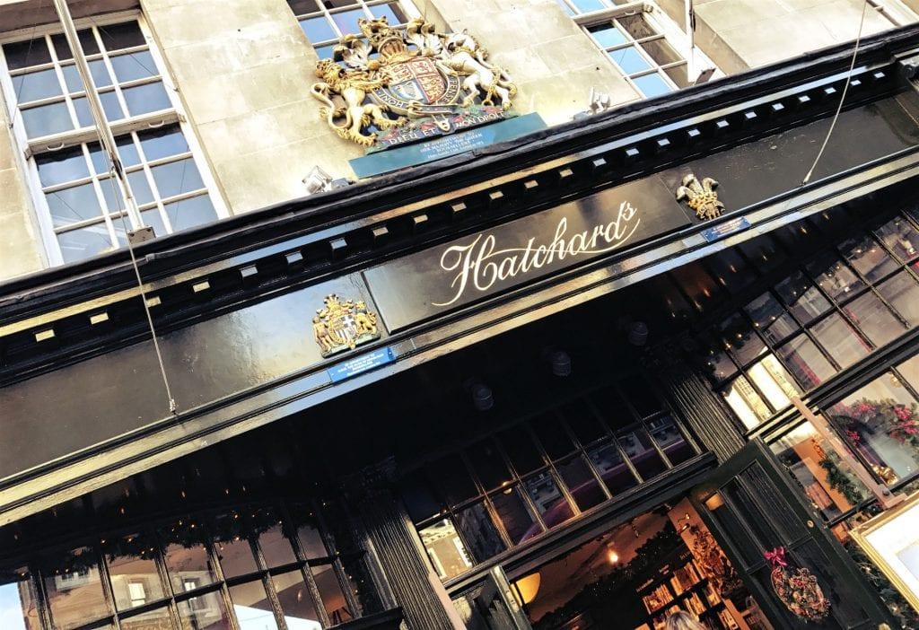 hatchards-london-buchladen