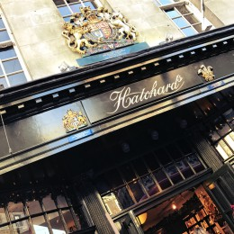 hatchards-london-buchladen