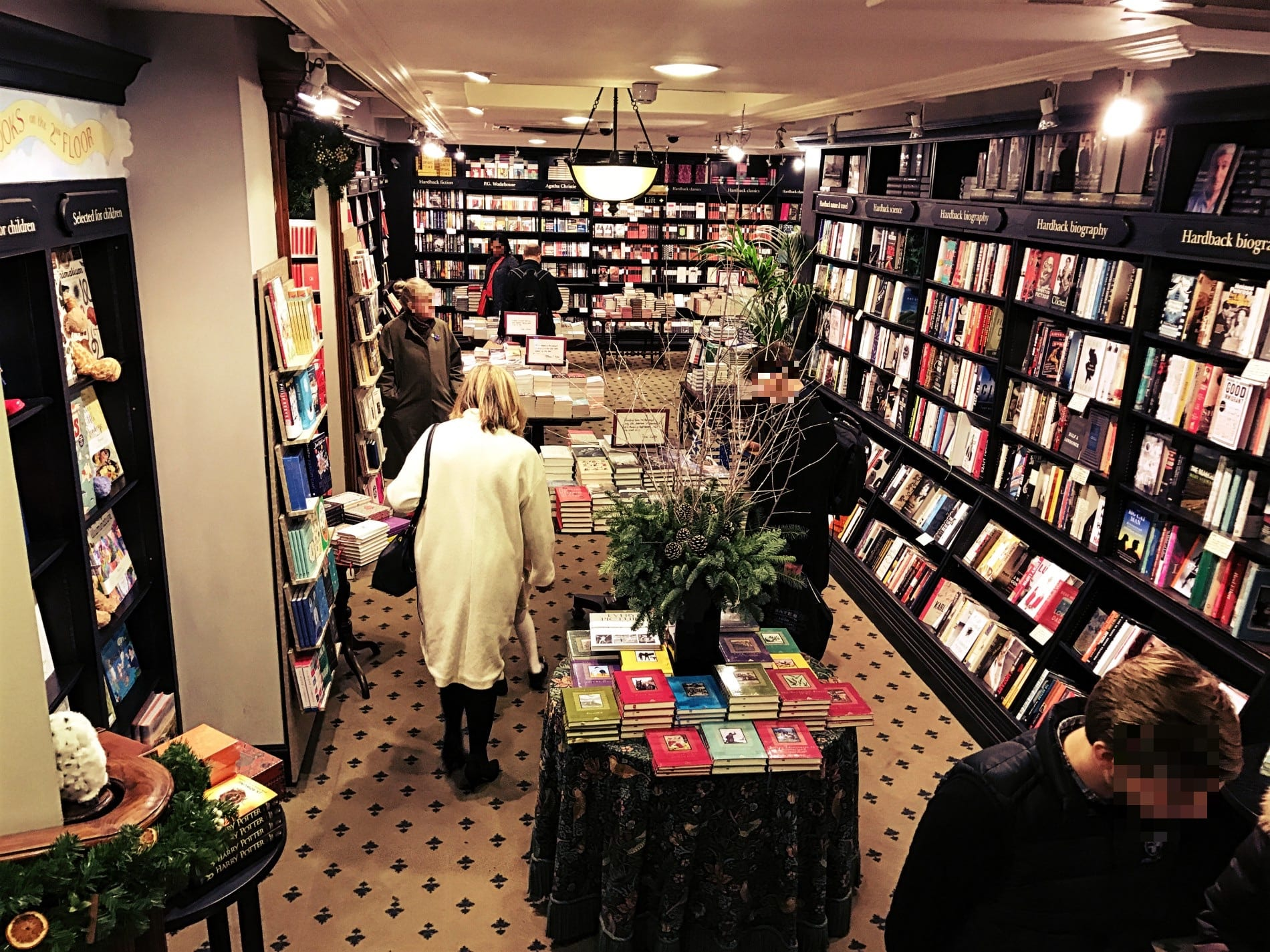 hatchards-london-buecherladen