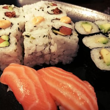 Sushi Salsa – All you can eat Sushi in London