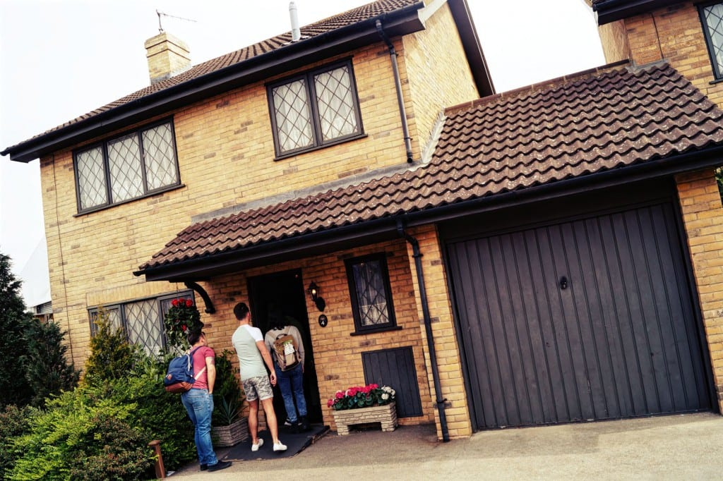 Das Haus im Ligusterweg Nummer 4