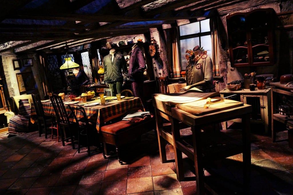 Das Haus der Weasleys