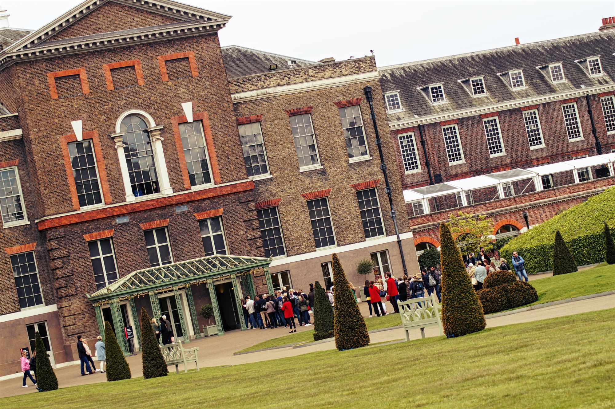 London Kensington Palace Hotel